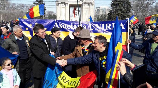 "Braileni participanti la ""Marea Adunare Centenara"" de la Chisinau"