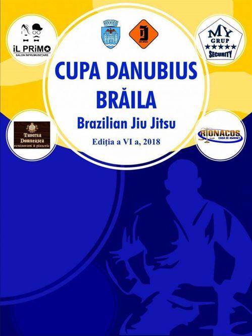 Impreuna pentru sport – Cupei Danubius Braila la Brazilian Jiu Jitsu