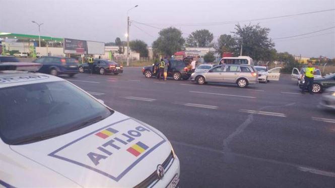 Acțiuni în stradă ale polițiștilor