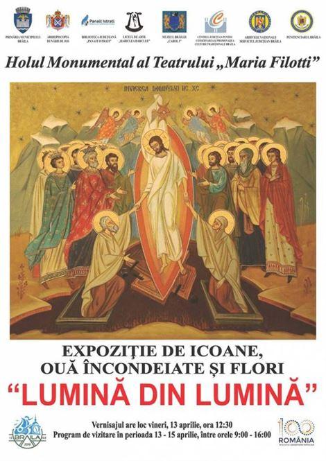 """Expozitie de icoane si lansarea filmului documentar """"Preoții Români – Jertfă și Rugăciune pentru unire"""""""
