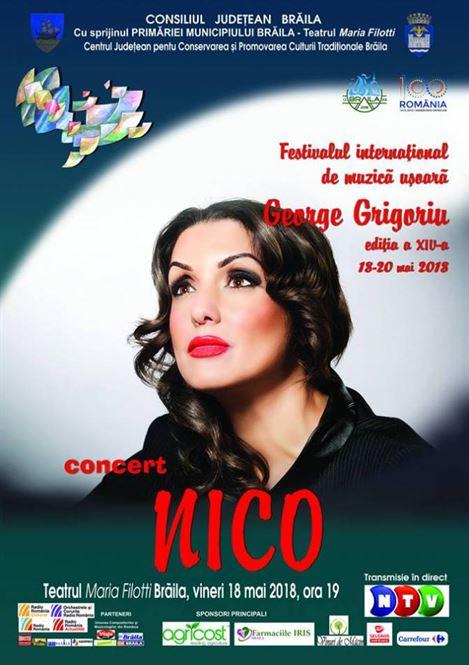 Astazi incepe editia a 14-a Festivalului George Grigoriu. Prezentarea concurentilor straini