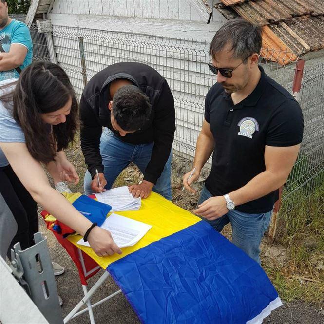A fost lansat și semnat Protocolul Dunărea de Jos