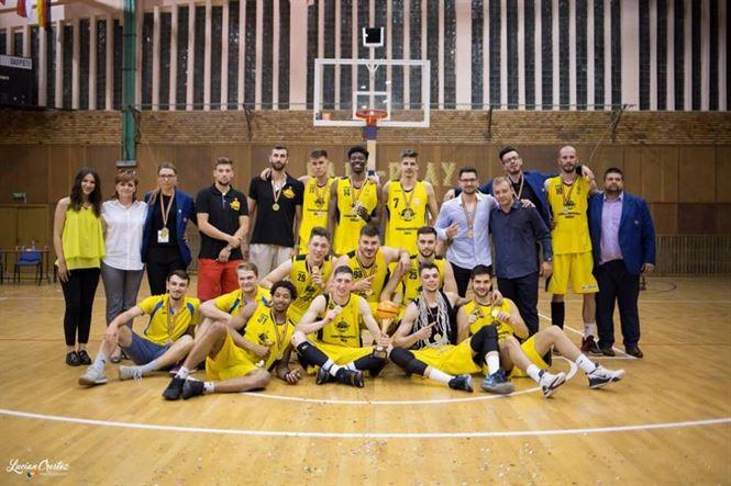 Galerie foto: Cuza Sport a castigat turneul final al Ligii 1 la baschet masculin