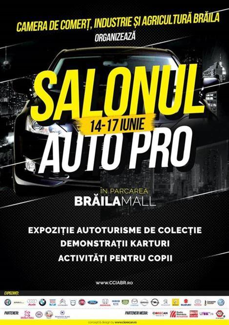 Salonul AUTO PRO BRĂILA