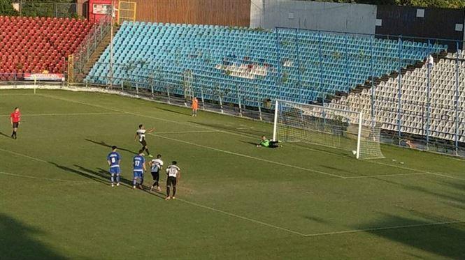 Galerie foto+video: CS Faurei a castigat cu 4-0 meciul tur al barajului de promovare in Liga a 3-a