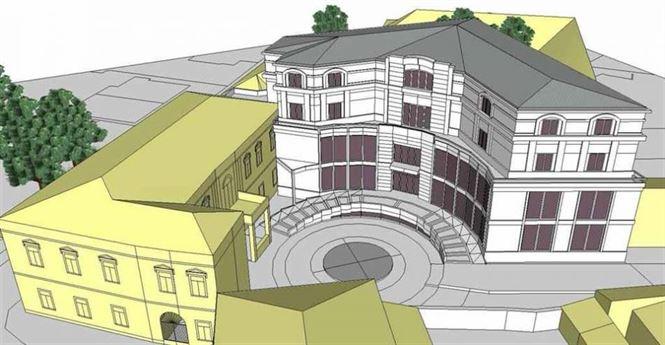 Biblioteca Judeteana Braila implementeaza un proiect pentru un spatiu de recreere