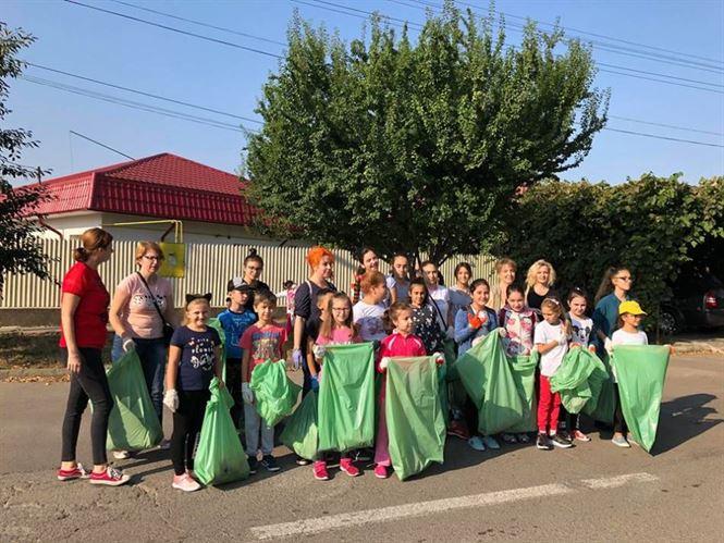 Bilanțul Zilei curățeniei în municipiul Brăila