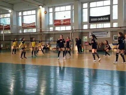 Primul turneu al campionatului național de volei speranțe a avut loc la Brăila