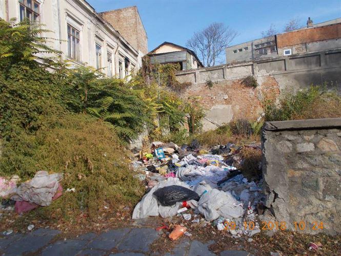 Amenzi prea mici pentru proprietarii de terenuri pline de gunoaie