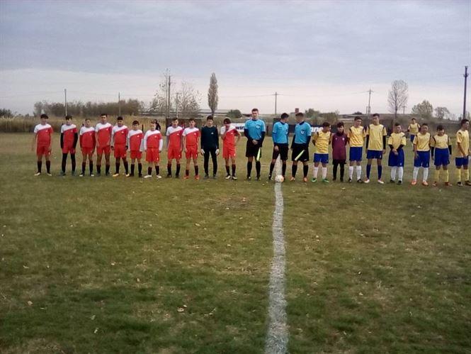 Voința Făurei Sat în Liga elitelor la fotbal juniori U15