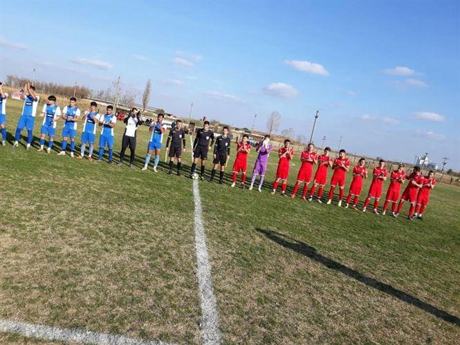 CS Făurei învinsă pe teren propriu de SC Popești-Leordeni