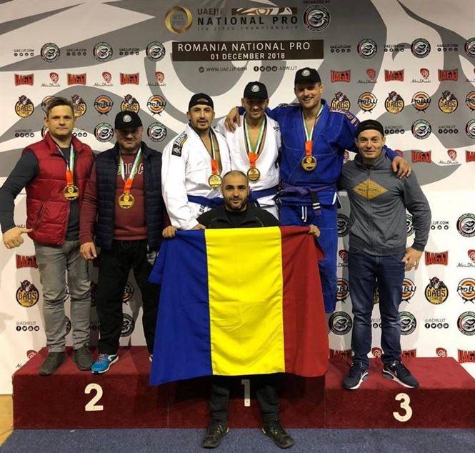 Cea mai prestigioasă competiție de Jiu Jitsu Brazilian a avut loc sâmbătă la Brăila