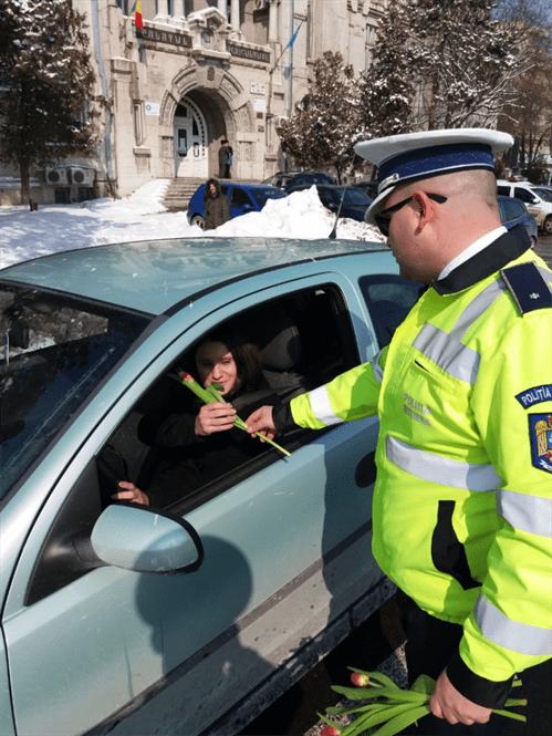 Femeile au fost tinta politistilor de 1 Martie