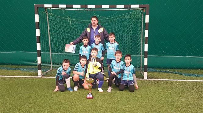 Kinder Braila a castigat Cupa Prosport Focșani la categoria copii născuți în 2011