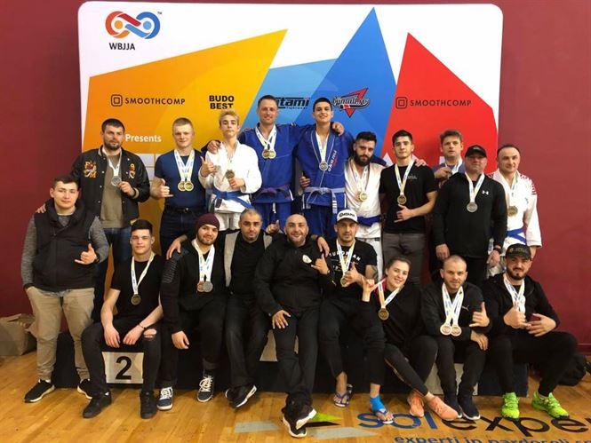 Sportivii de la Daos Brăila au câștigat 13 medalii