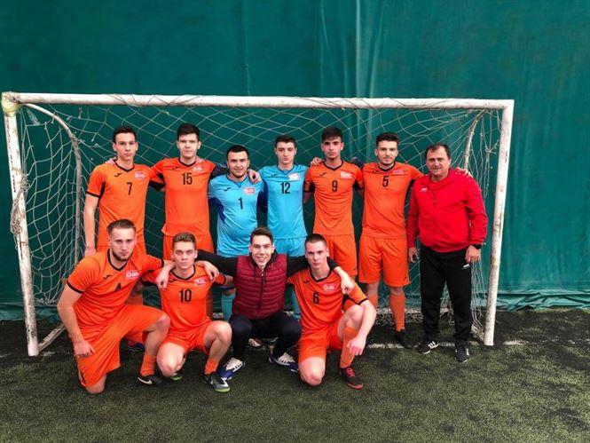 Echipa Colegiului Murgoci s-a calificat la faza zonala a ONSS fotbal baieti liceu
