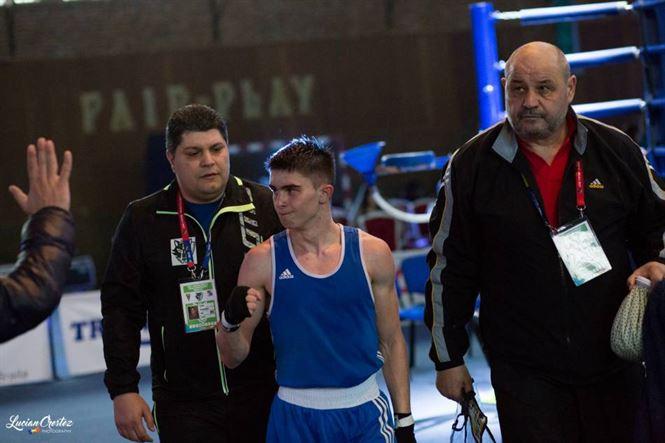 Declaratii ale celor doi pugilisti romani care vor boxa in semifinale la europenele Under 22