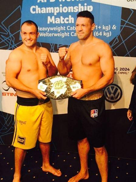 Mihai Nistor, campion mondial AIBA Pro Boxing