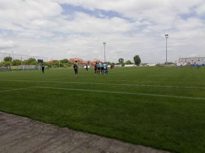 Dacia Unirea a pierdut cu 6-0 ultimul meci în Liga a 2-a