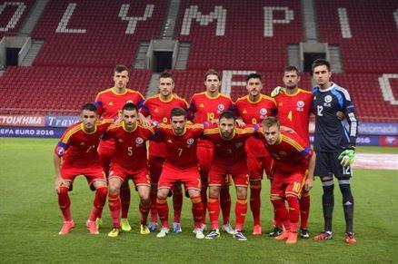 Romania a invins Grecia dintr-un penalty obtinut de braileanul Chipciu
