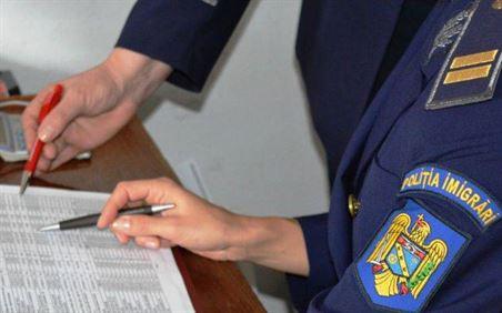 Tanara din Republica Moldova, depistata cu sedere ilegala in judetul Braila