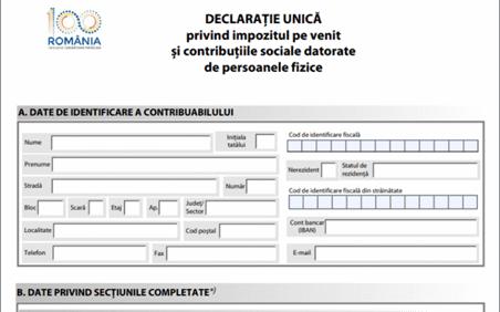 31 iulie 2019 – ultimul termen de depunere a Declaraţiei unice şi a formularului 230
