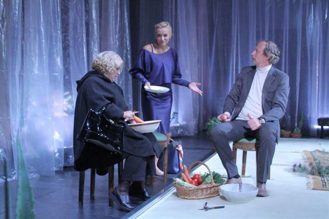"""Conversație după înmormântare"""" astăzi și mâine la Teatrul Maria Filotti"""