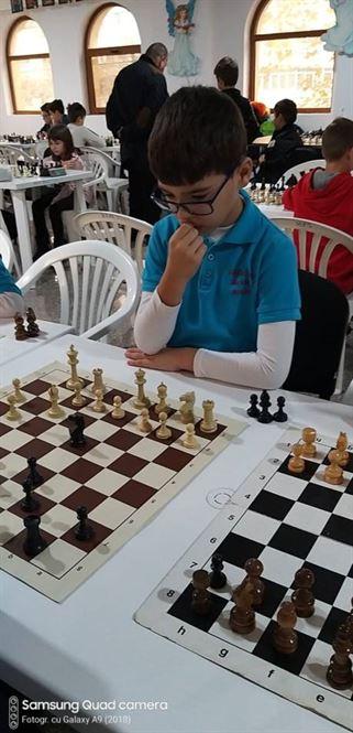 Câștigătorii campionatului județean de șah rapid