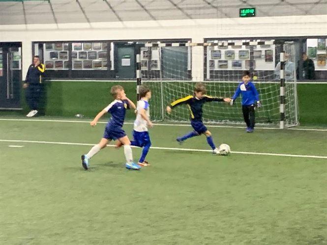 Kinder Brăila locul 3 la Cupa Inizio Junior U 7