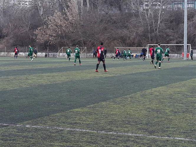 CS Făurei a terminat la egalitate meciul amical cu FC Vaslui