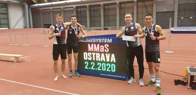 Un brăilean campion în Cehia