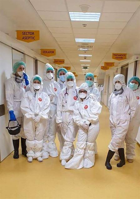Ordin privind stabilirea modului de detașare/delegare a personalului medical auxiliar pe perioada stării de urgență