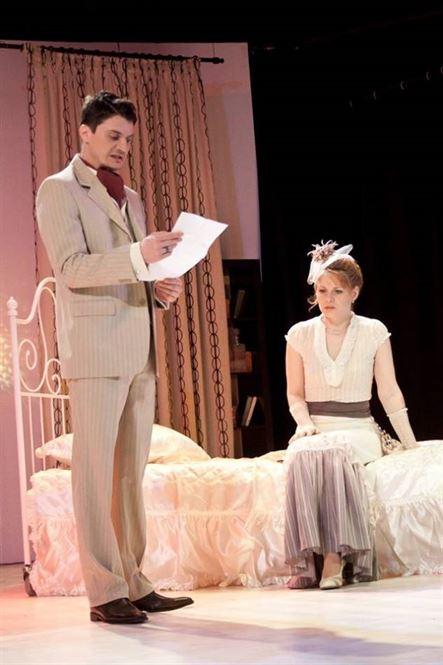 """Teatrul Maria Filotti vine la dumneavoastră acasă cu """"O scrisoare pierdută"""""""