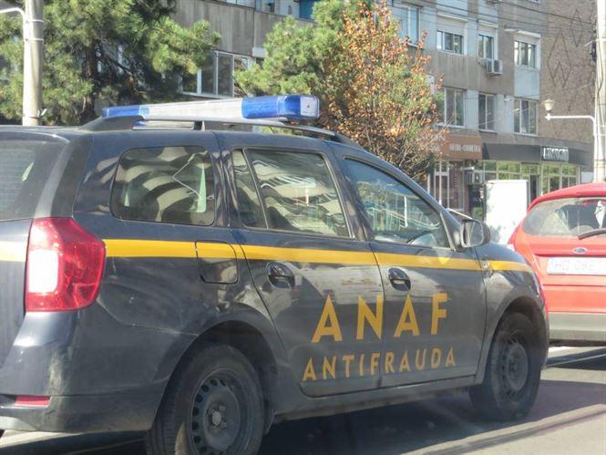 ANAF a aplicat amenzi si confiscari in valoare de 7,35 milioane lei