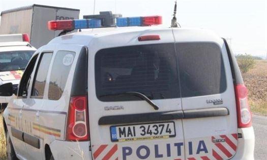 Accident cu 5 victime între Bărăganu și Însurăței