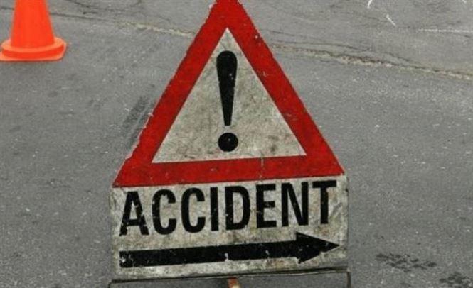 Accident duminica dimineata in apropiere de Viziru