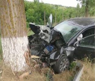 Accident mortal pe DN2B, la iesire din Ianca spre Faurei