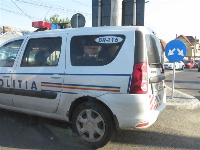 Acidentata pe trecerea de pietoni de la Lukoil