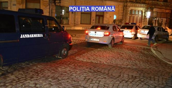 Actiuni comune politie – jandarmerie