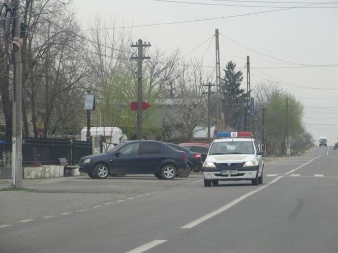 Actiuni ale politiei in comuna Movila Miresii