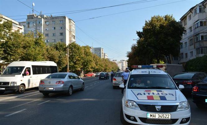 infracțiuni la regimul rutier