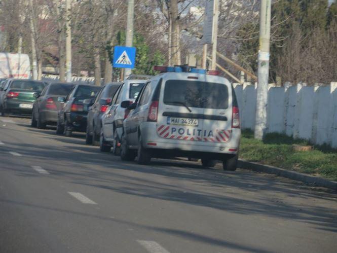 Actiuni ale politistilor in municipiu si judet