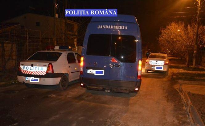 Actiuni comune ale politiei si jandarmeriei