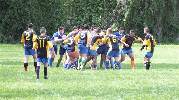 Actiuni de promovare a rugbyului la Braila