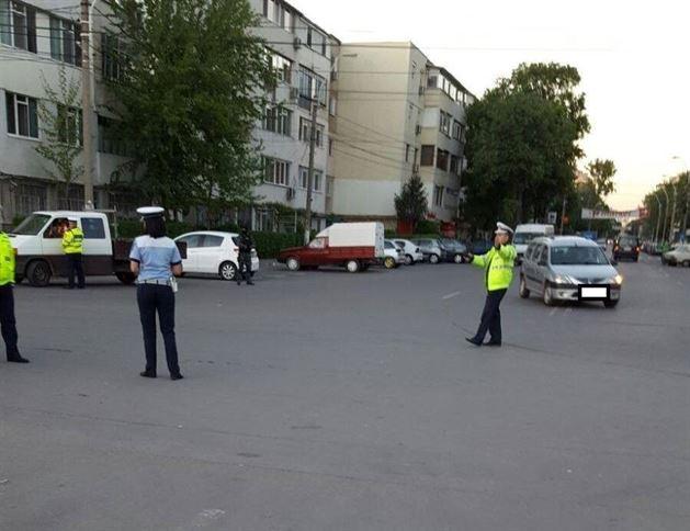 Actiunile politistilor in sezonul Estivaș