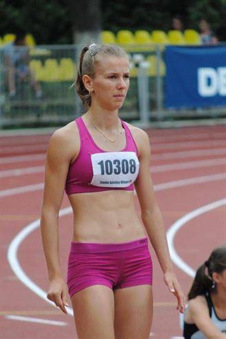 Adelina Sandu singura medaliata a Brailei la nationalele de juniori II