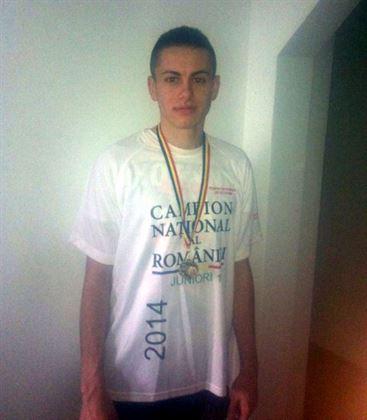 Adrian Boldeanu, doua locuri 1 la campionatele nationale de primavara