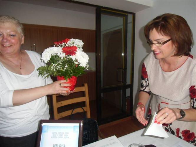 Adriana Albusoiu, noul director al AOR – filiala Braila