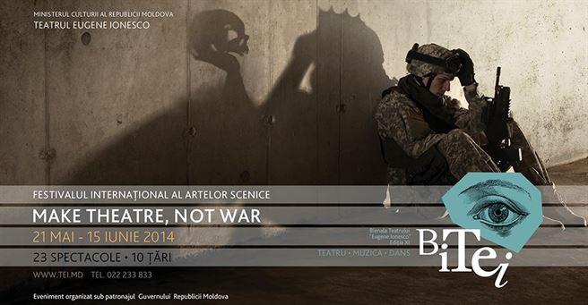 Make Theatre, Not War