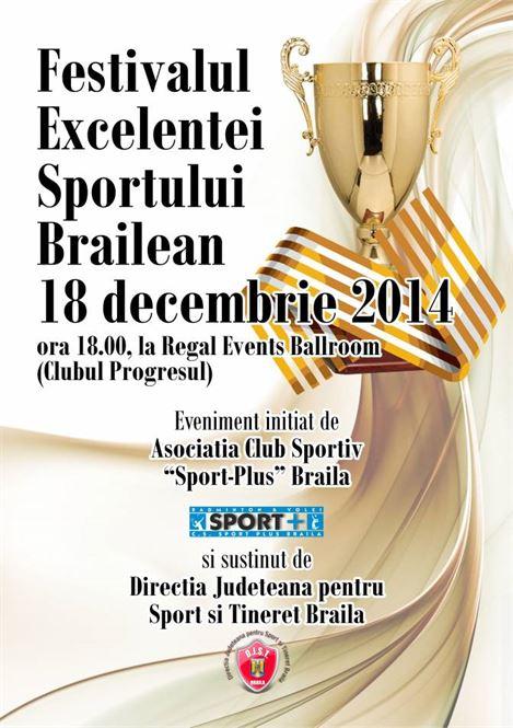 Festivalul Excelentei Sportului Brailean